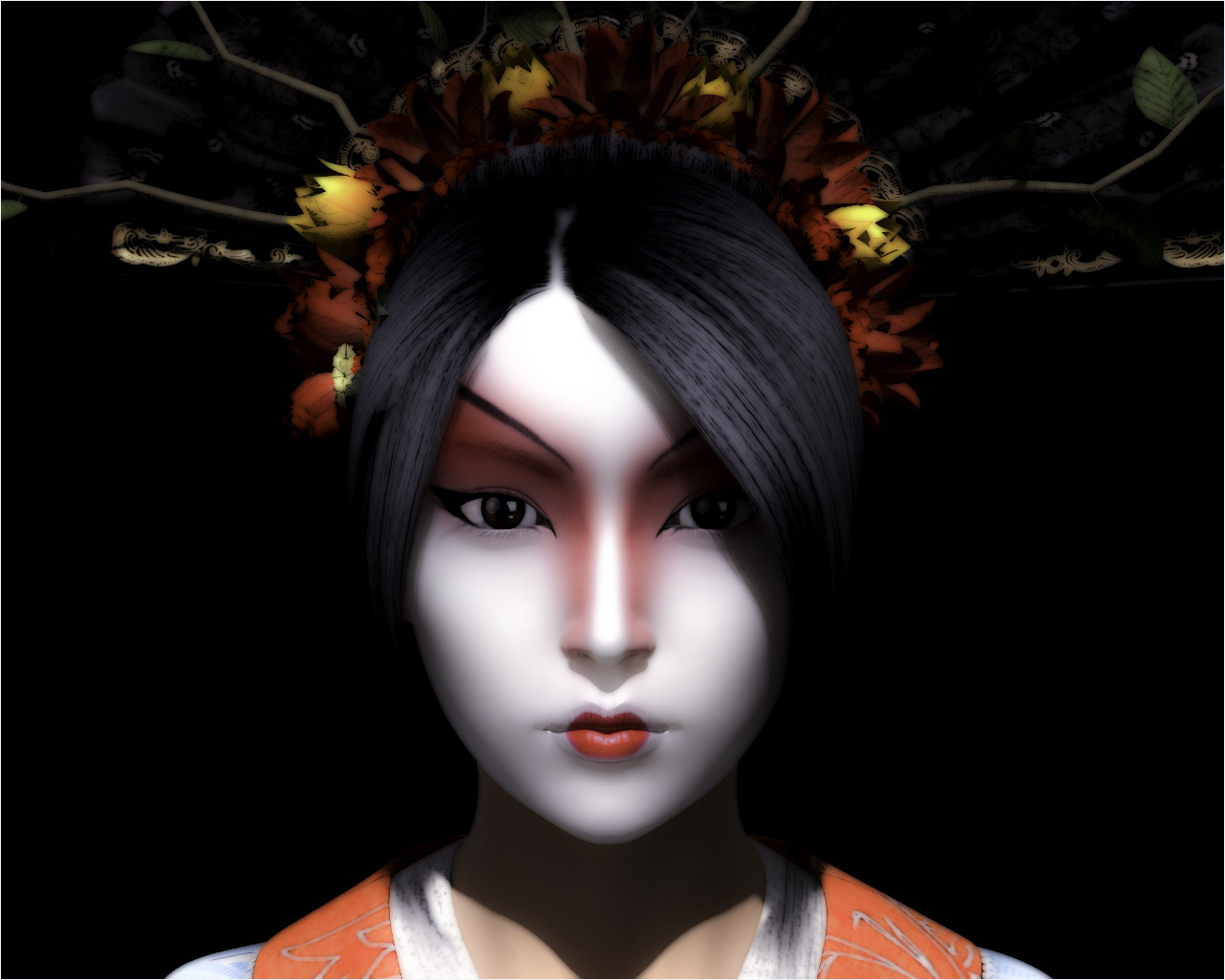 Yumi: China Girl (Video & Digital Art)