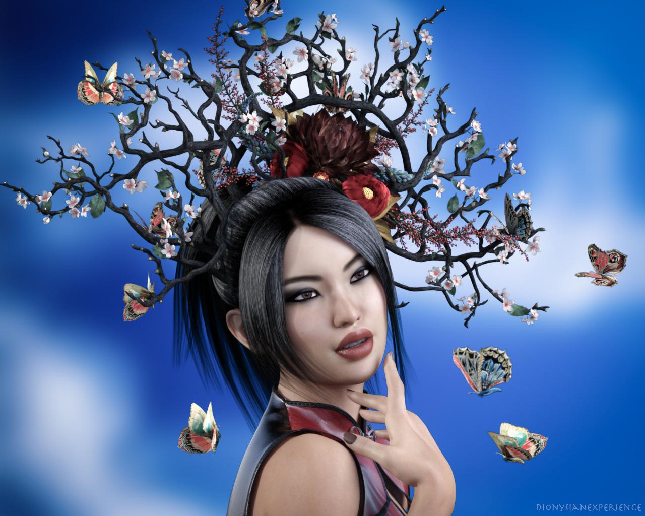 Yumi – Butterfly