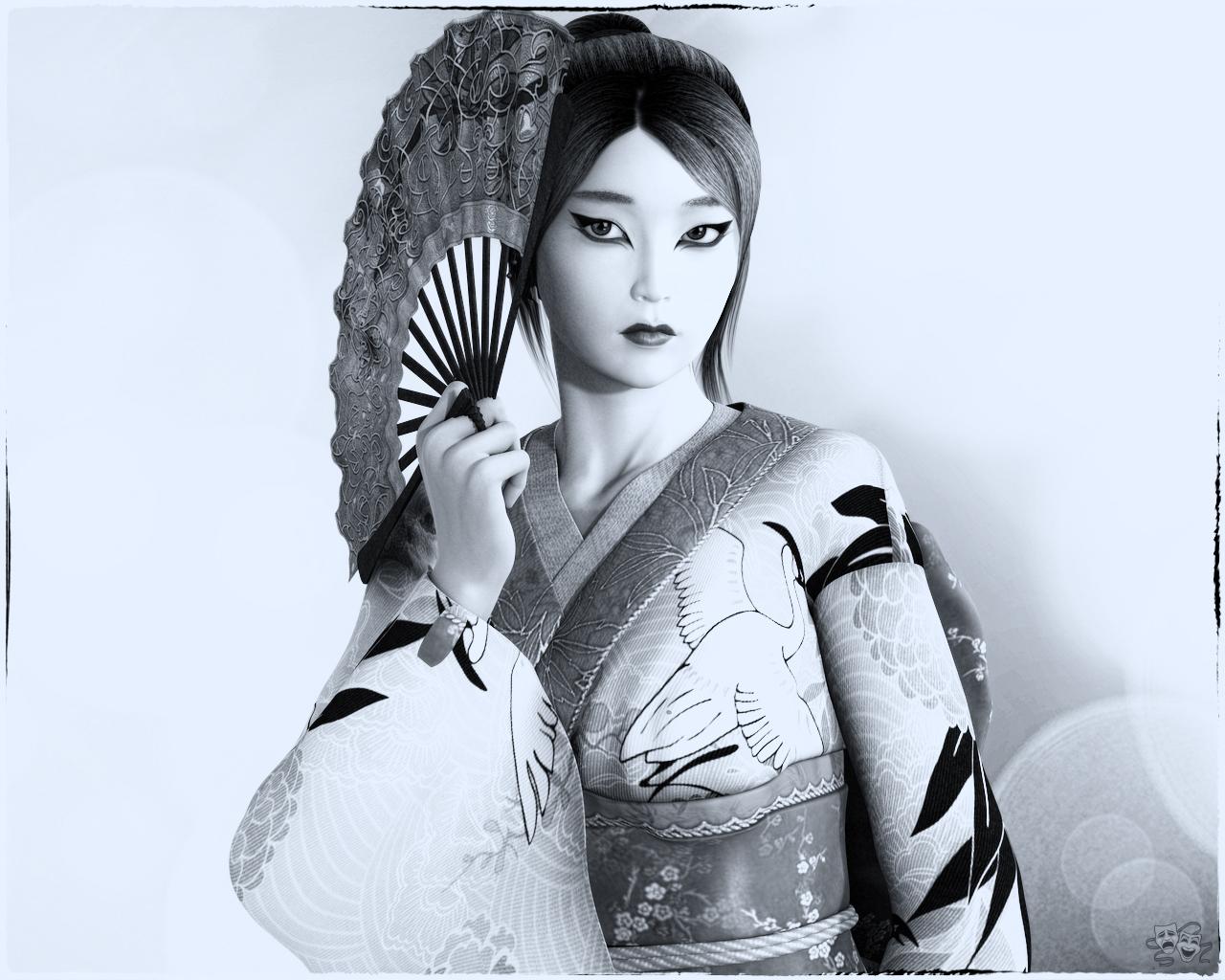 Yumi: A Delicate Dance