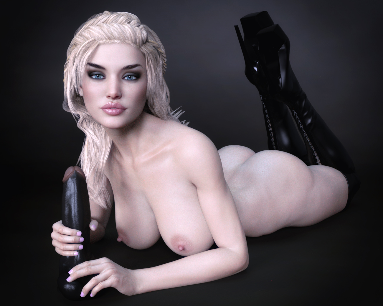 Sensual Shadows – Toying with the BBC Fantasy