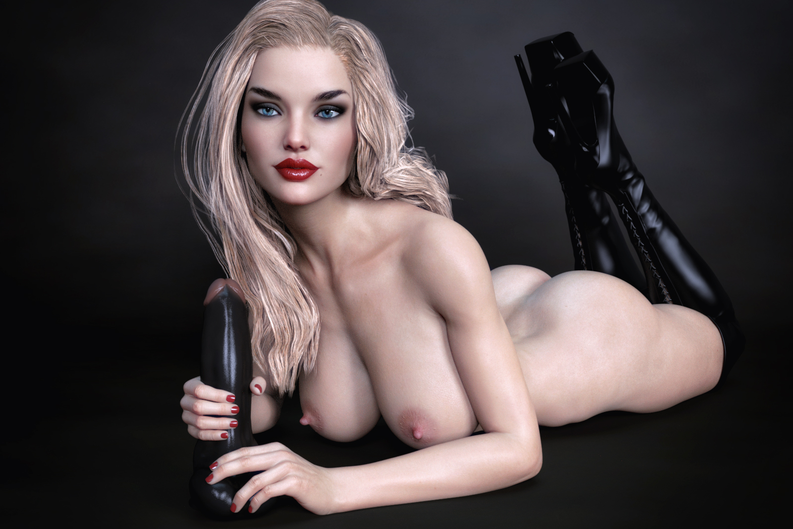 Sensual Shadows – Toying with the Fantasy
