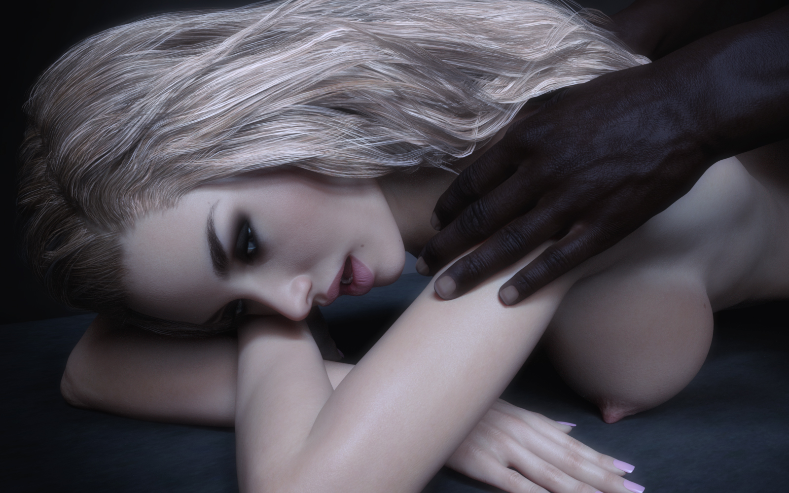 Sensual Shadows: The Massages (Part I)