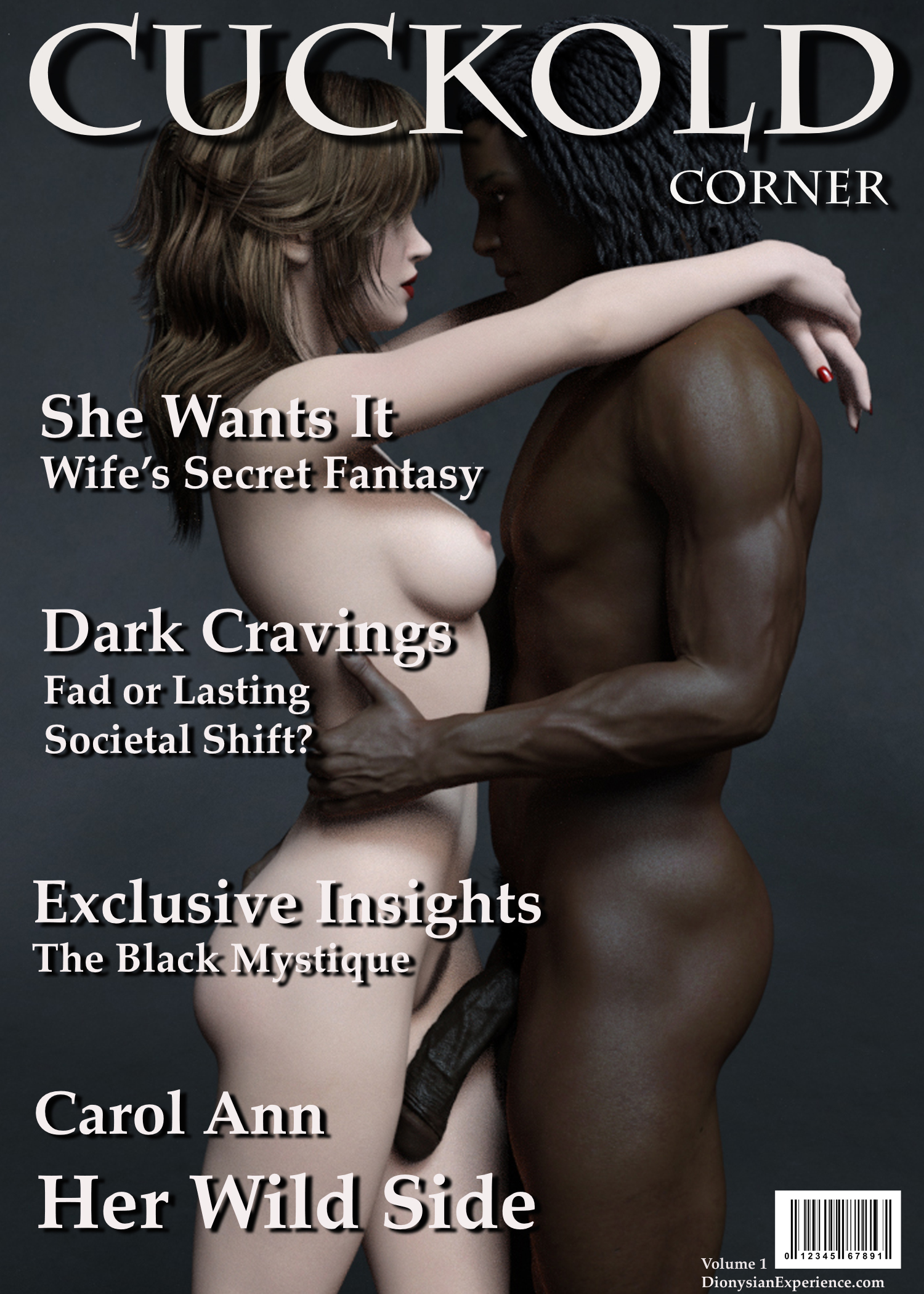 Cuckold Corner: Carol Ann & The Black Mystique (Part I)