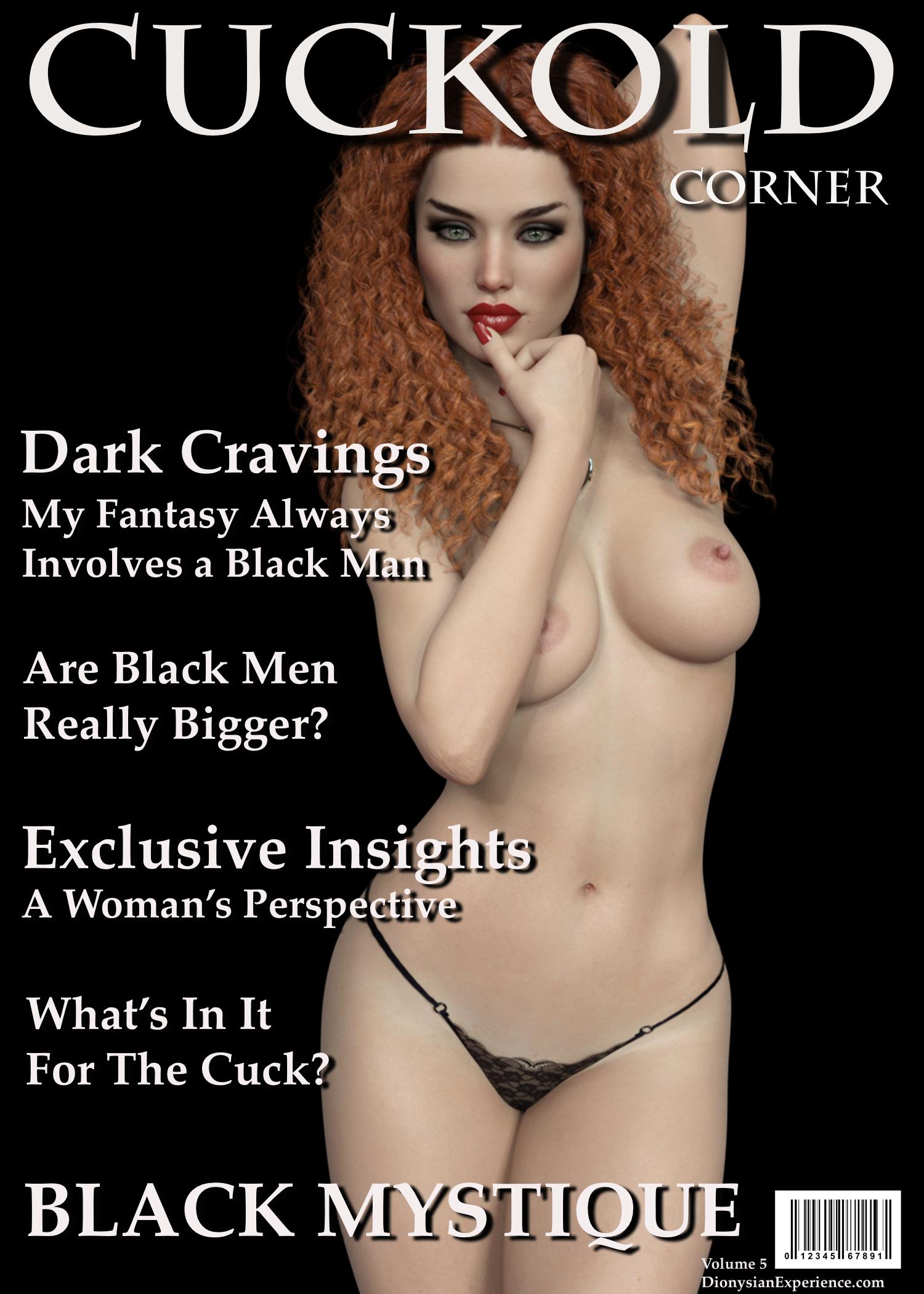 Cuckold Corner – Amanda & The Black Mystique